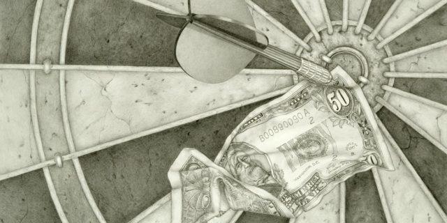 """ON THE MONEY"""